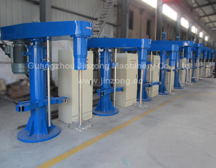 High Speed Disperser (FL-series) for Paint, Coating, Resin
