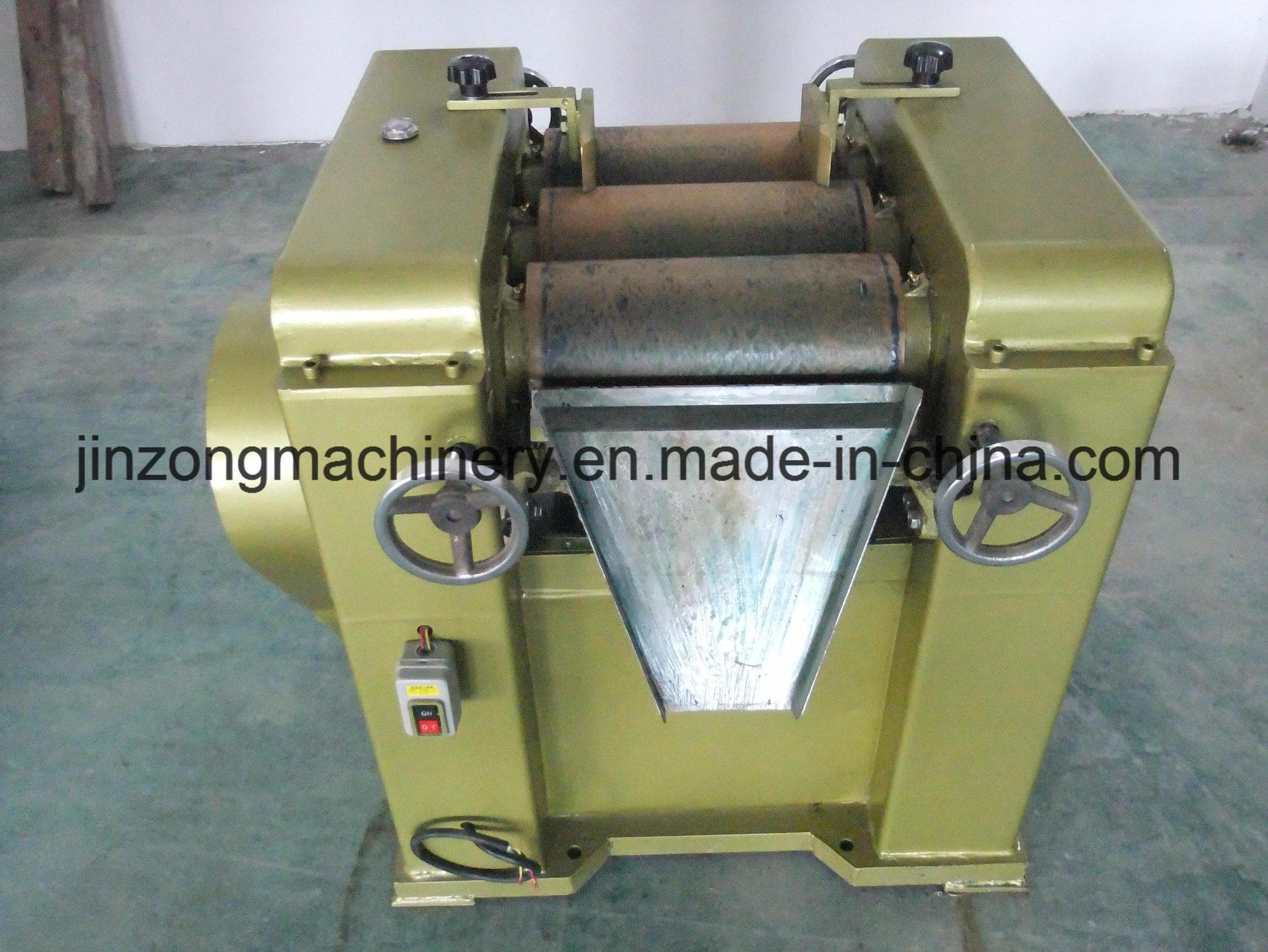 Three Roll Mill, 3-Roller Mill, Triple Roll Grinding Mills