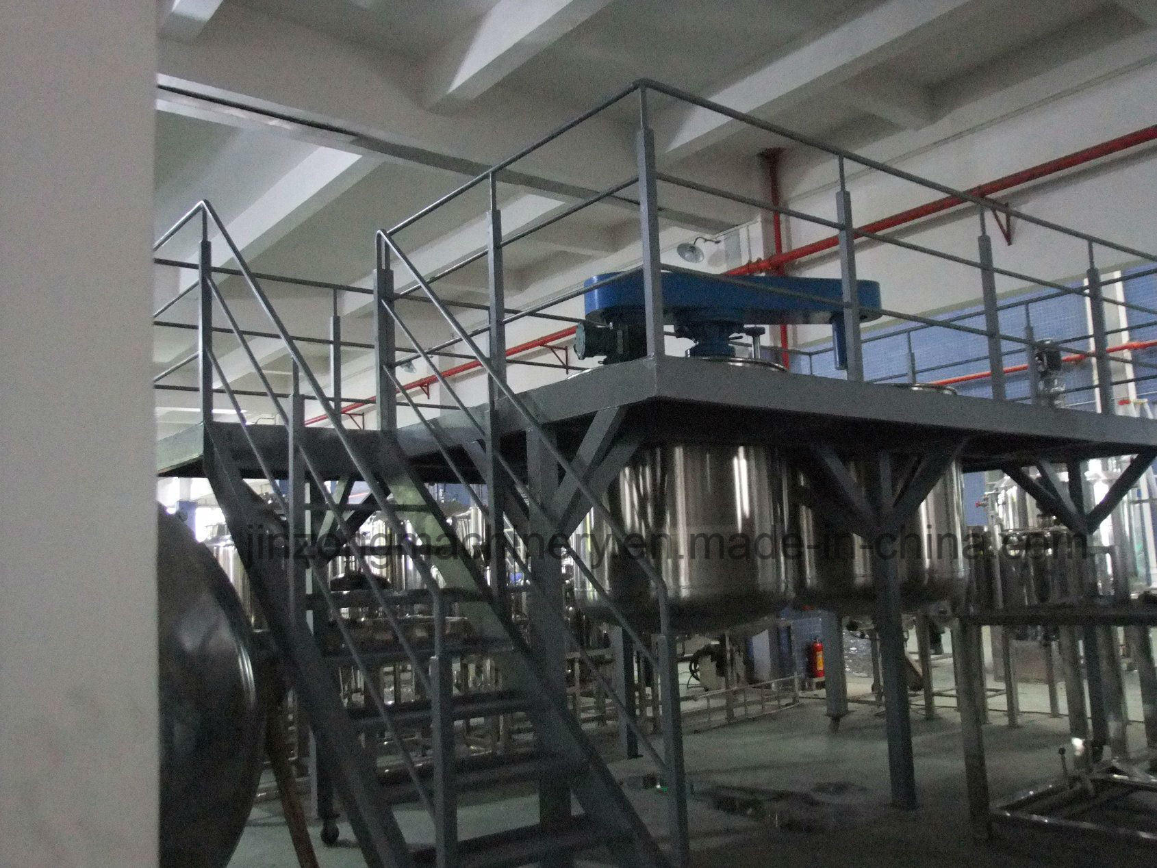 High Speed Disperser Mixer Dispersion Machine (Fx-series) for Paint, Coating, Resin