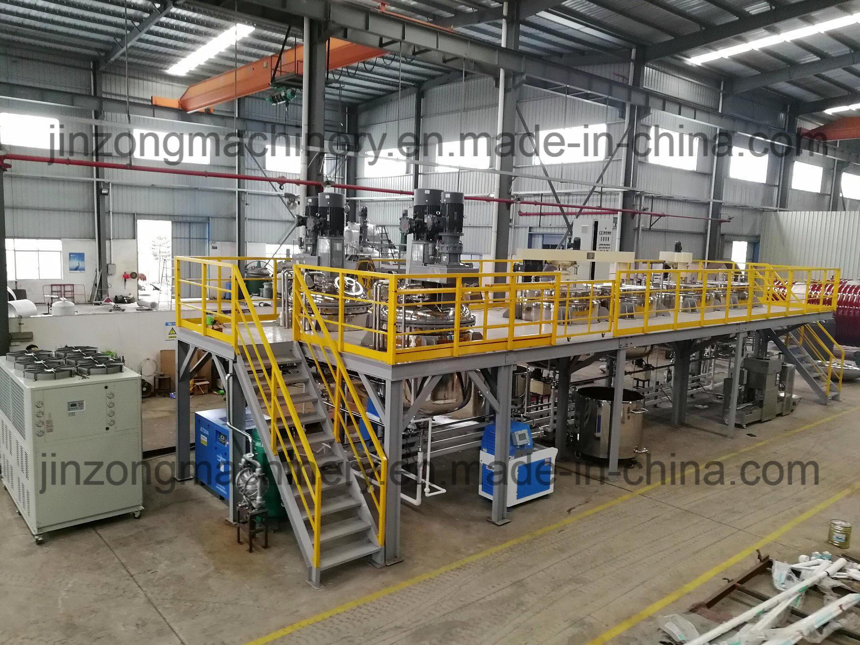 China Coating&Paints Production Line
