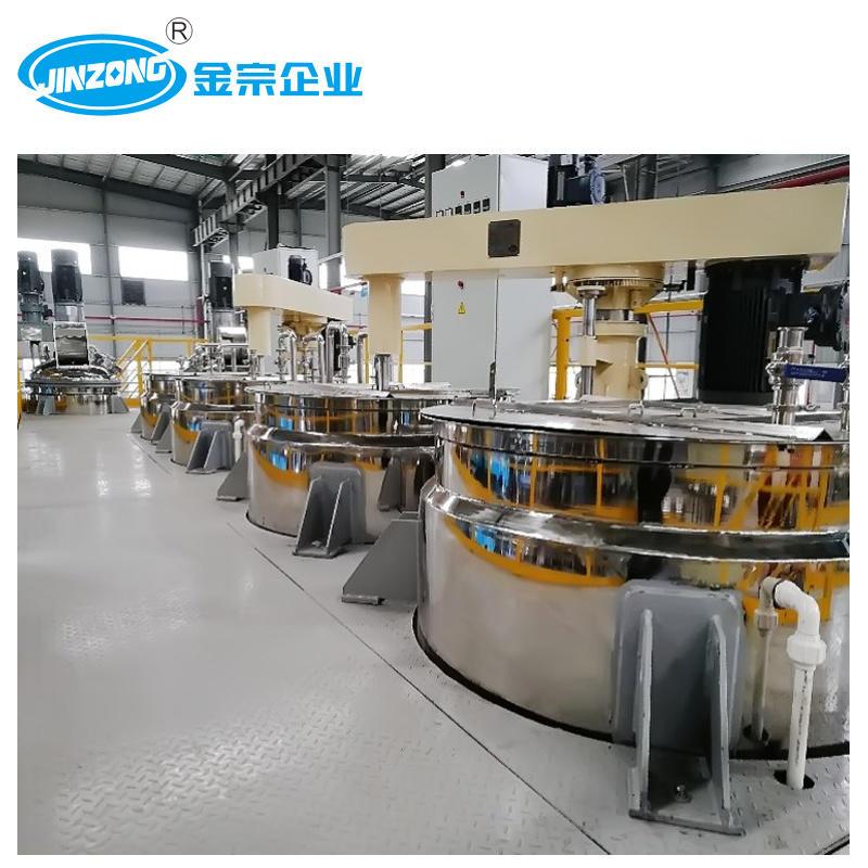 Complete Acrylic Paint Production Line/Equipment