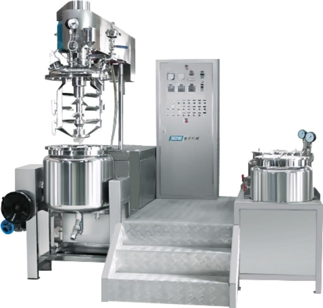 Ygb Series Vacuum Mixing Machinery Paste Ointment Making Machine