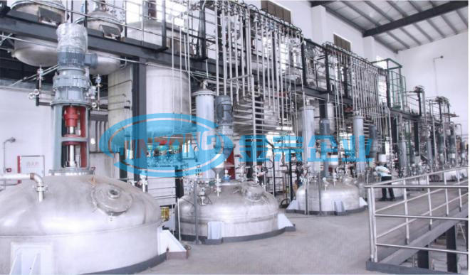 Electrical Heating High Speed Mixing Tank Jacket Reactor Disperser Manufacturer