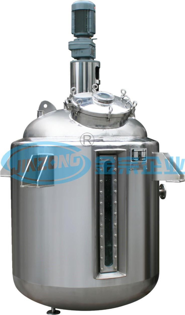 50-2000L Intermediate Manufacturing Process Vessel Crystallizer Manufacturer
