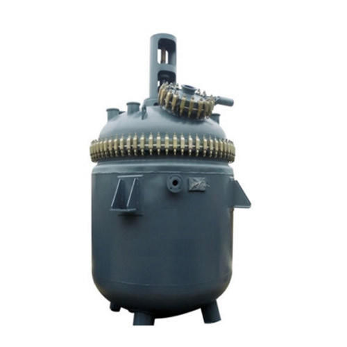 Enamel Kettle Glass Lined Reactor for Pharma Intermediate Manufacturing Process