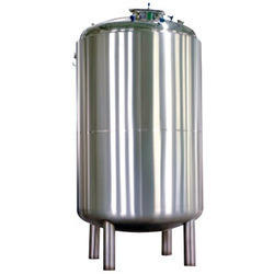SS304 316L Receiver Storage Tank for Pharmaceutical Processing Reflux Reactor