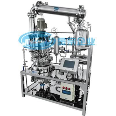 Customized Pilot Pharmacy Intermediate Reaction Processing Plant