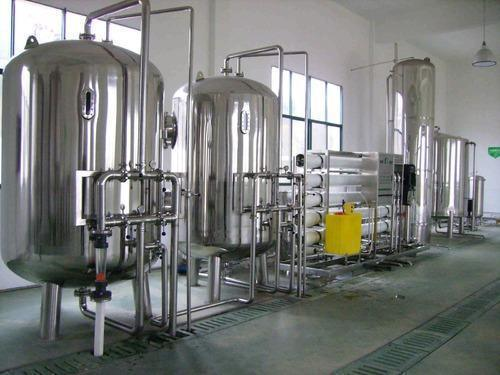 Soft Water and Pure Water Manufacturing Equipment RO Treatment