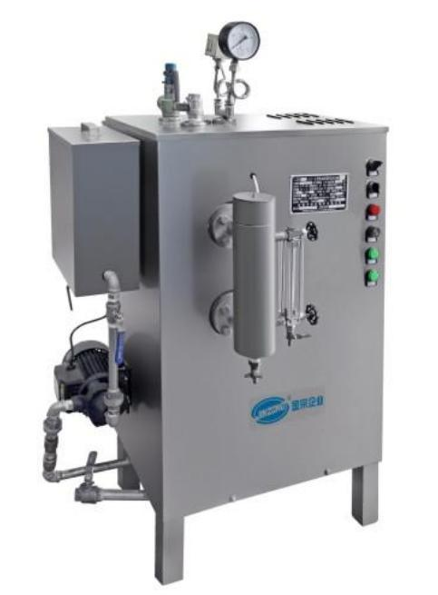 Hot Water Boiler for Steam Heating Machine