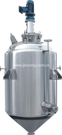 Pressure Vessel Alcohol Precipitation Tank Alcohol Deposition Recovery Tank