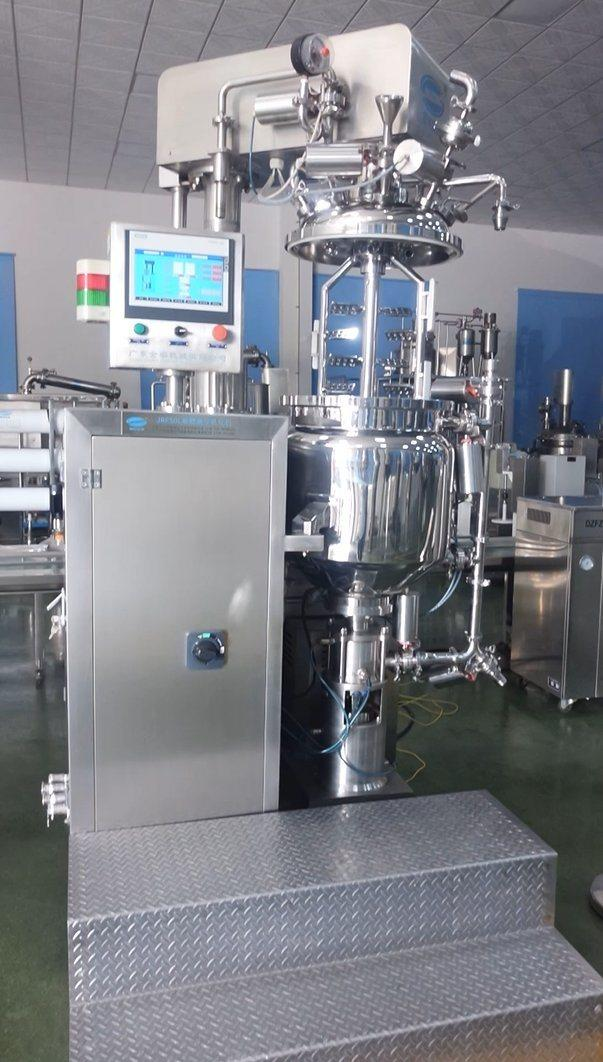 50L Vacuum Emulsifier for Cosmetics Ointment Laboratory