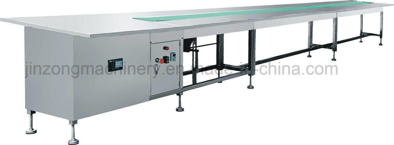 Stainless Steel Nylon Belt Conveyor Table