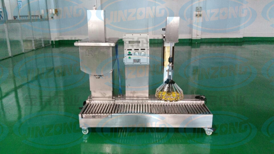Automatic 20L Bottling Filling Machine with Capping
