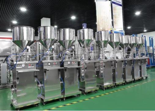 Jinzong Packing Machinery Sanitary Filling Machine Wholesale China