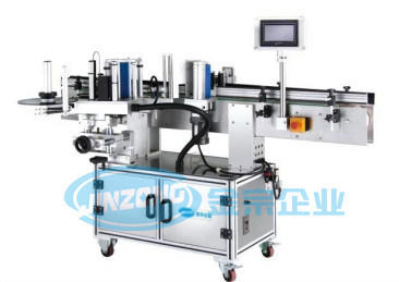 Automatic Round Bottle Labeling Machine Video China OEM Supplier