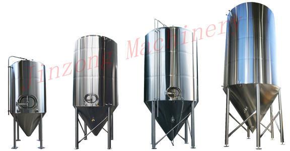 Jinzong Machinery Beer, Wine, Cider, Fermentation Tanks Vessels