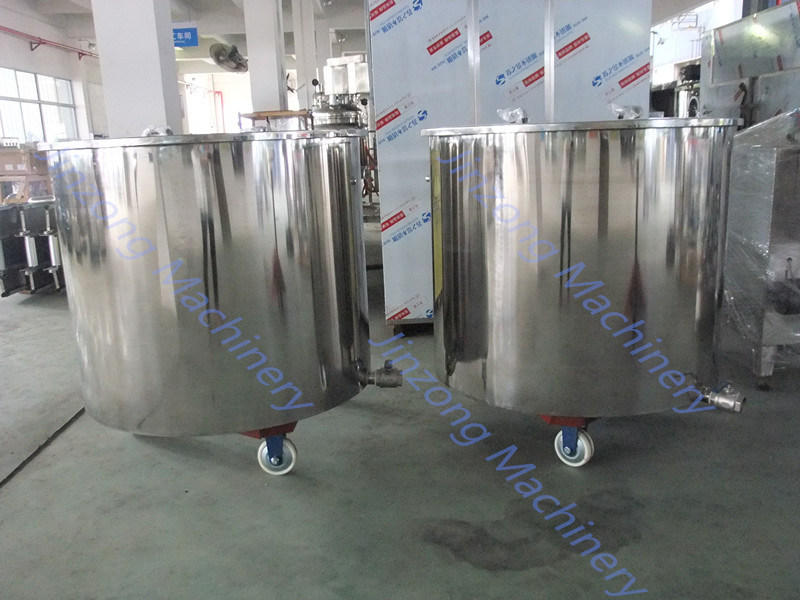 Tank Container for Paint, Coating, Inks, Chemicals Material