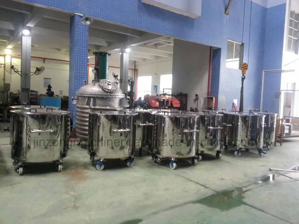 High Quality Food Grade Sanitary Stainless Steel Storage Tank