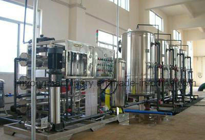 Hot Sell Water Treatment Machine/Water Purification System/Water Treatment Plant Manufacturer
