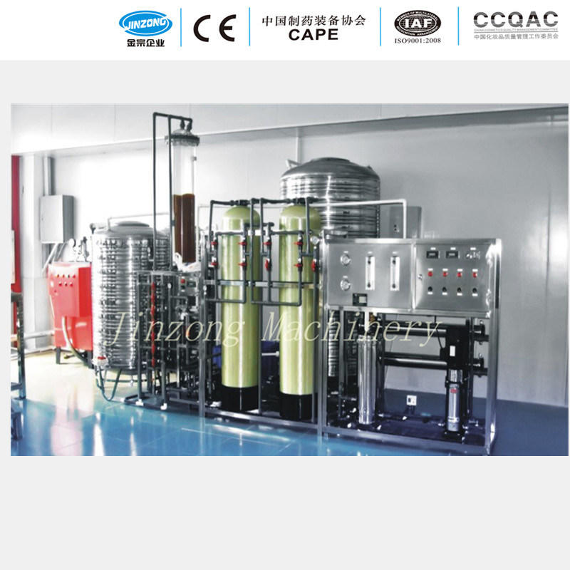 Hight Quality Reverse Osmosis Water Treatment System for Daily Chemical