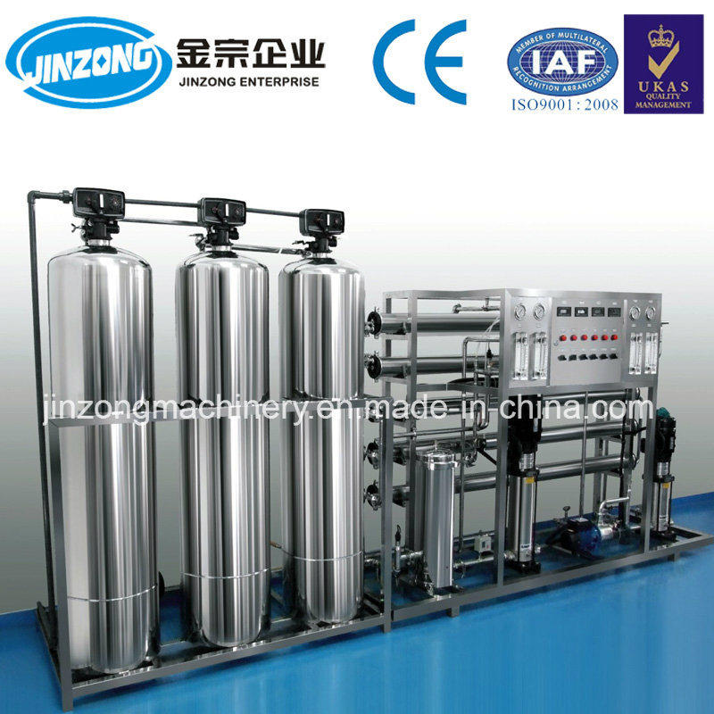 Full Automatic 3000L/H Reverse Osmosis System RO Water Treatment System, RO System Water Purifier for Industrial Cosmetic Chemical