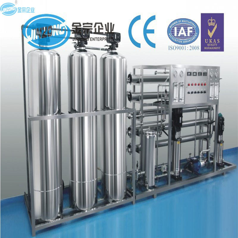 Jinzong Machine Water Treatment Filter Equipment