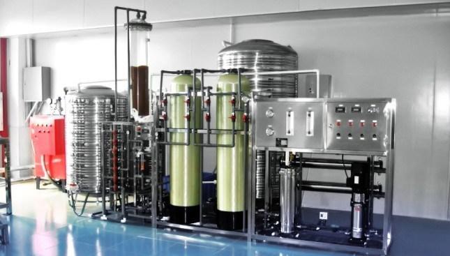 Reverse Osmosis Water Purifier Jro-2