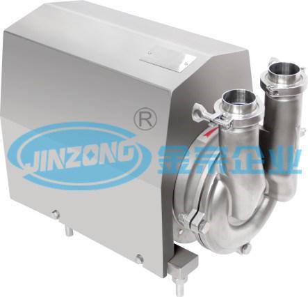 CIP Hygienic Return Pump Self-Priming Pump China Wholesale Supplier