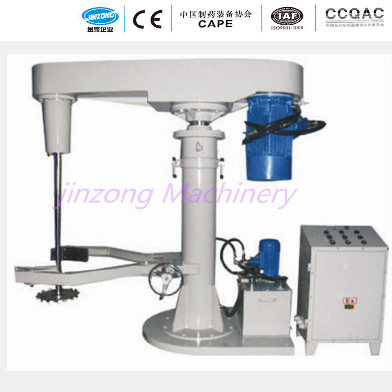 Hot Sales High Quality Paint Mixer Paint Making Machine Equipment with Fixed Clamp