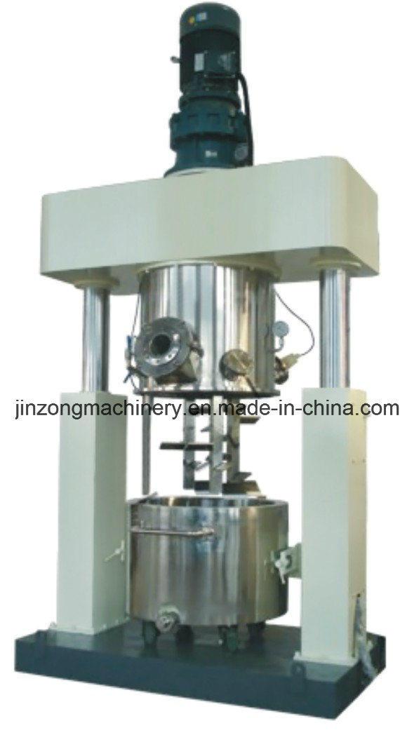 Planetary Mixers, High Viscous Mixer, Dual Planetary Mixer, Vacuum Mixer