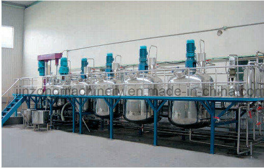 China High Quality Texture Paint Production Equipment