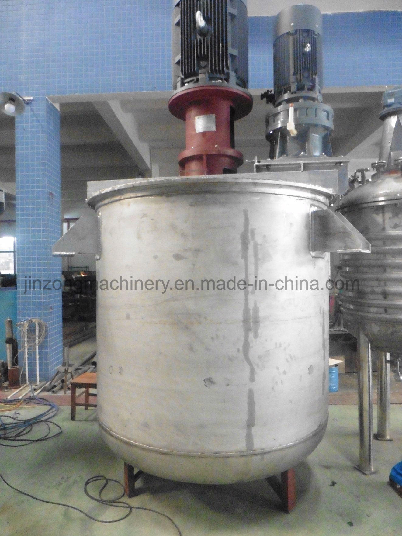 High Speed Dispersion Mixer for High Viscosity Paint, Coating, Chemcial
