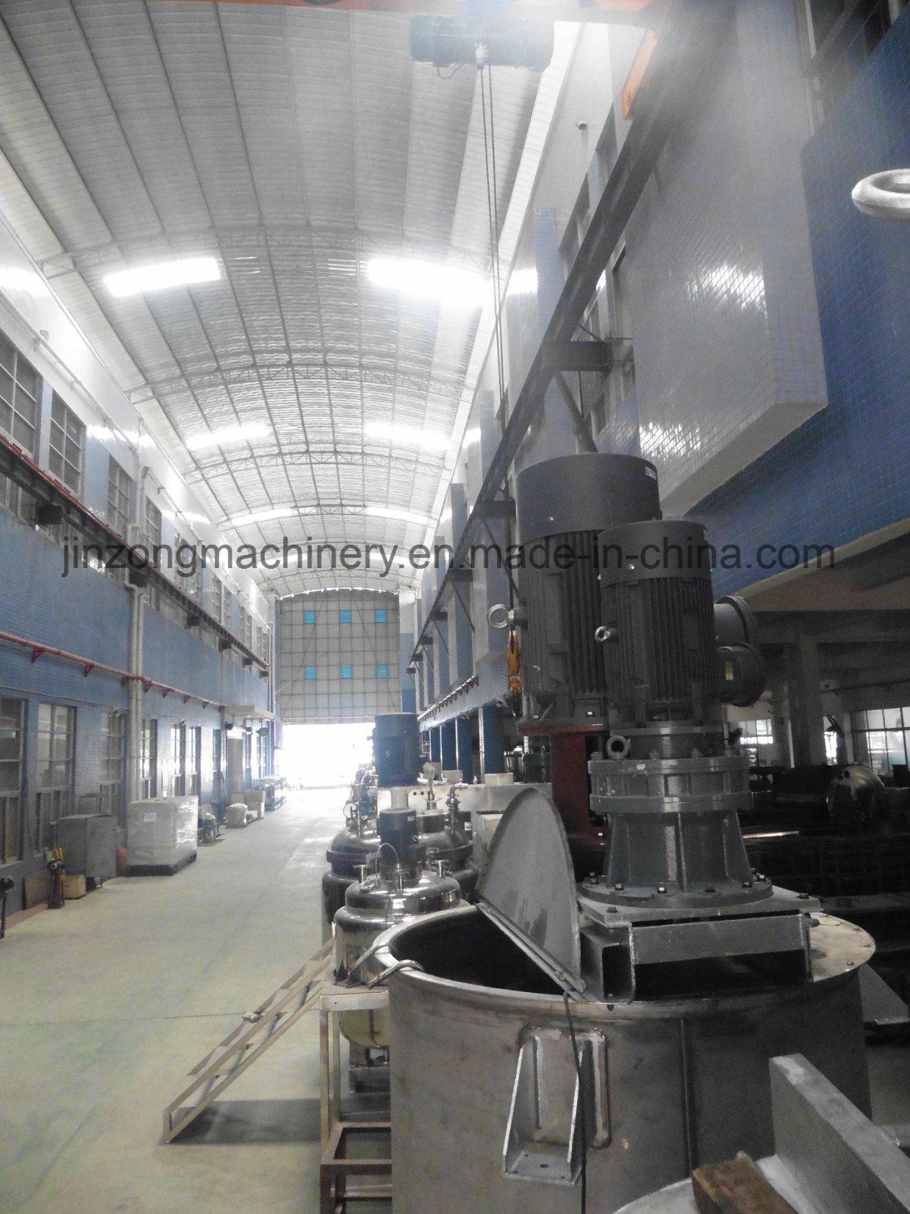 China Car Paint Prduction Making Kettle Manufacturer