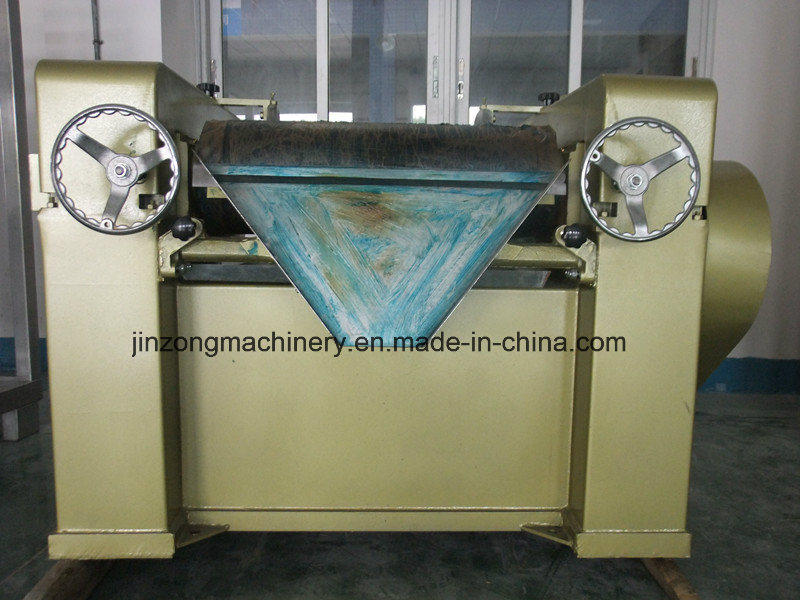 Three Roller Mill for Color Paste Grinding