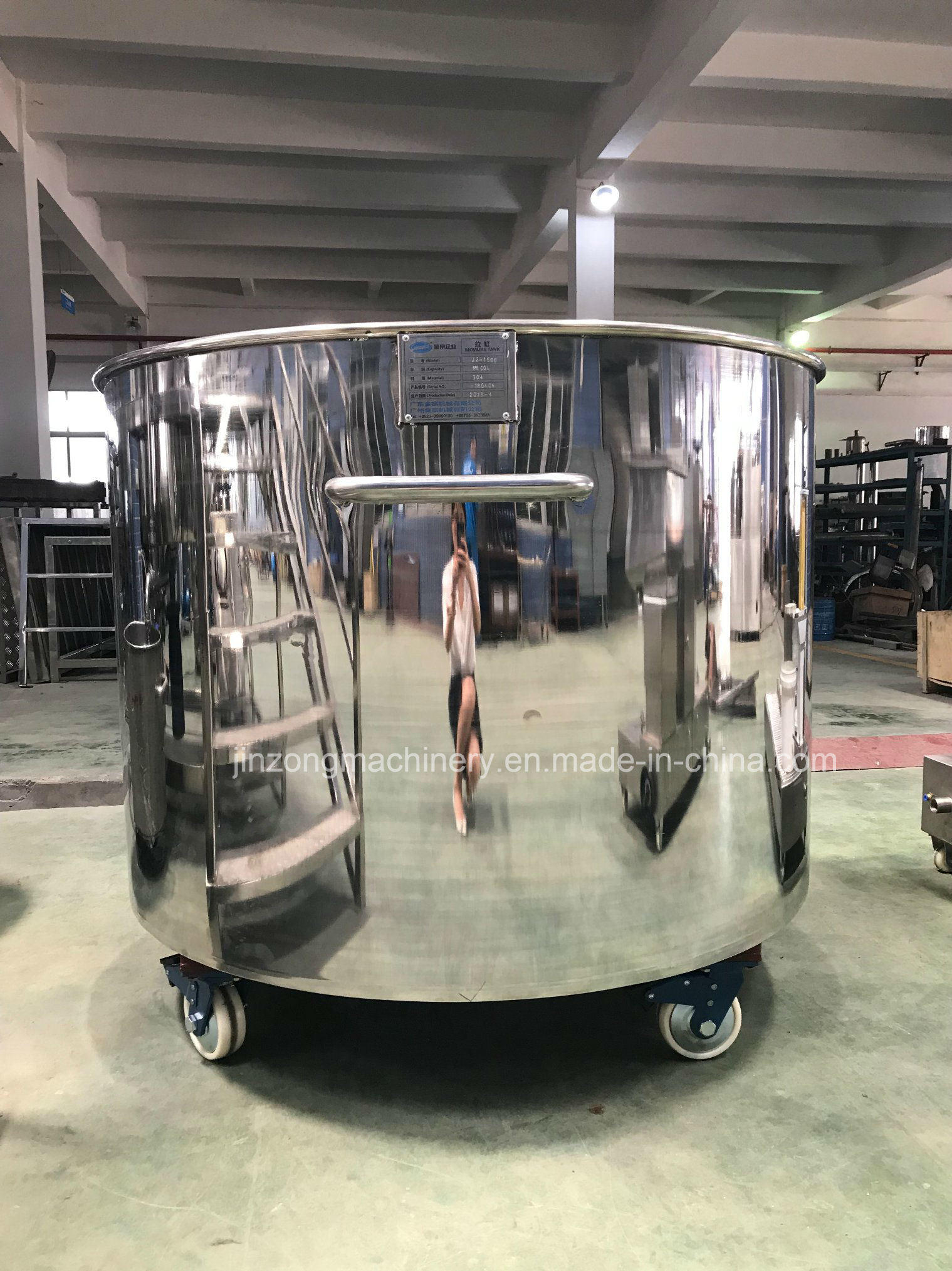 High Speed Disperser for Paint Coating Pigment Ink Chemicals