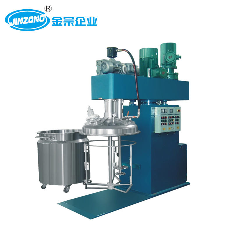 500L High Speed Dissolver for Paint & Coatings