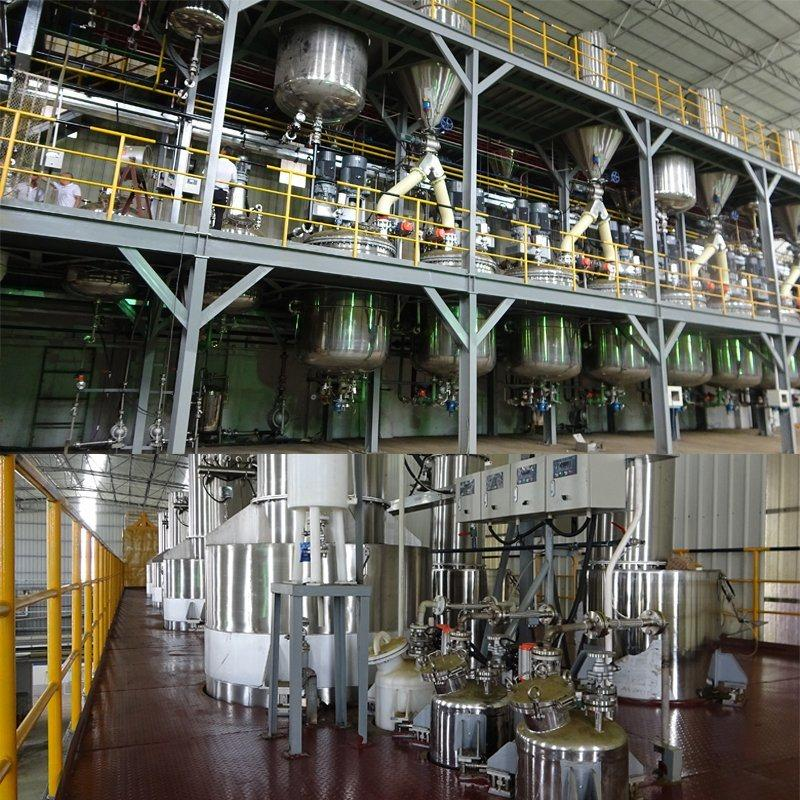 Vacuum Mixer for Turn-Key Project of All Kinds of Paint, Coatings, Ink
