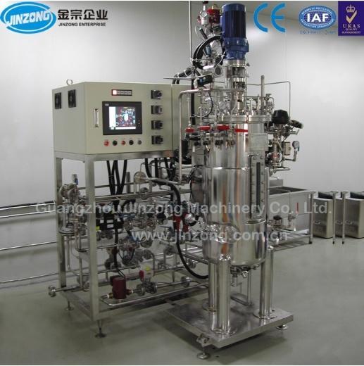 China Wholesale Stainless Steel Fermentation Pilot Plant