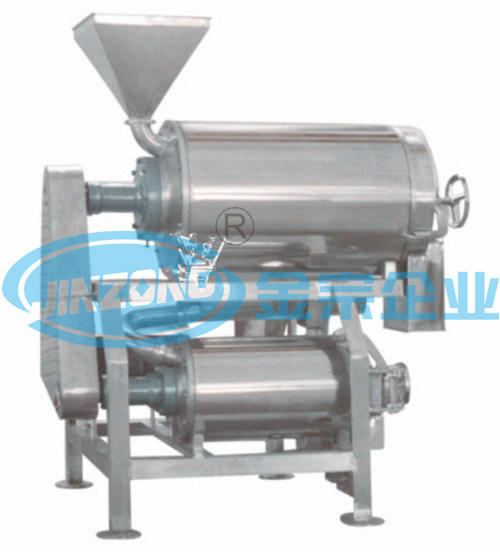 Tomato Apple Fruit Juice and Residue Separation Grinding Machine Price