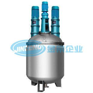Jinzong Machinery Stainless Steel Multifunctional Jacketed Reactor Price