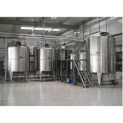 Carbonated Beverages Plant Soda Drink Manufacturing Plant