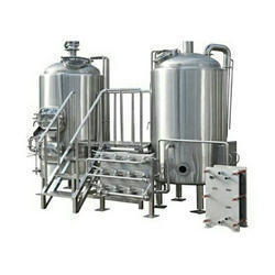 Beer Brewing Equipment Distillery and Liquor Plant