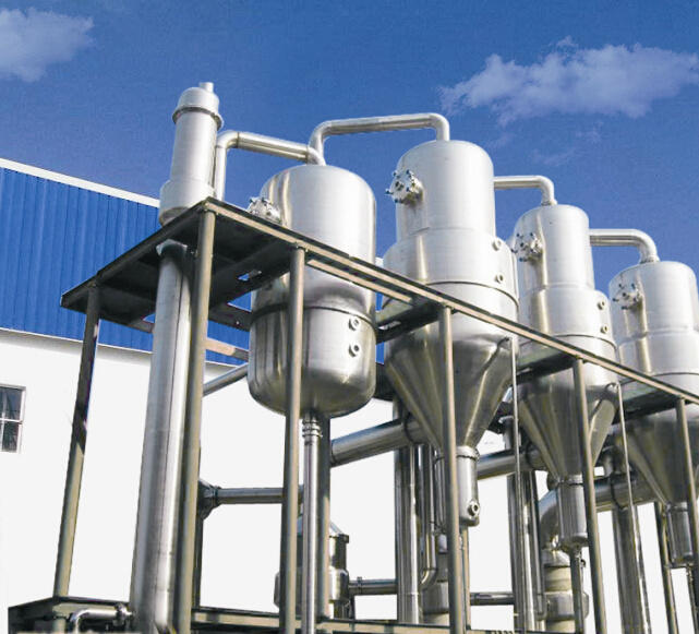 Stainless Steel Forced Circulation Evaporator