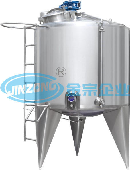 Ss Mixing Machinery Reaction Vessels Food and Pharma Process Tanks