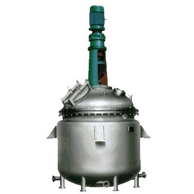 Sanitary Food Grade Stainless Steel Reactor Jacketed Mixing Tanks