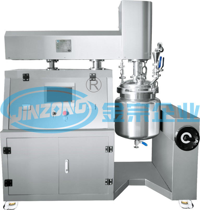 Ointment MFG. Plant Emulsifying Mixer