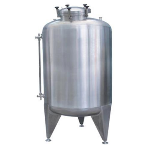 Stainless Steel Reactor Mixing Tank Lactose Manufacturing Process Machinery