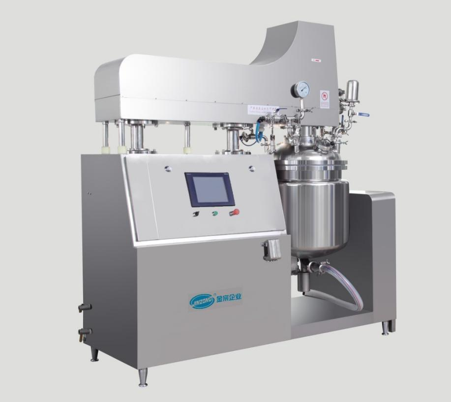 Vacuum Emulsifying Mixer for Mayonnaise Sandwich Sauce Salad Dressing Butterfly