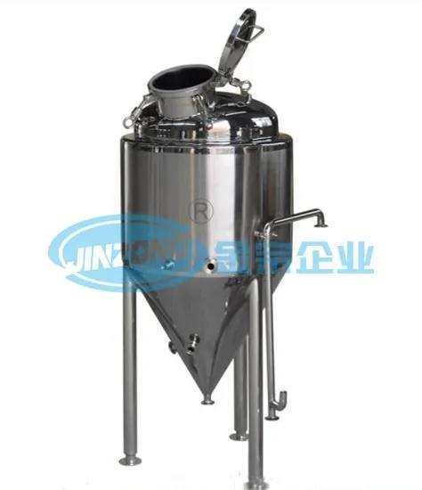 Jacketed Beer Fermenter Machine Beer Fermentor Tank for Beer Brewery Equipment