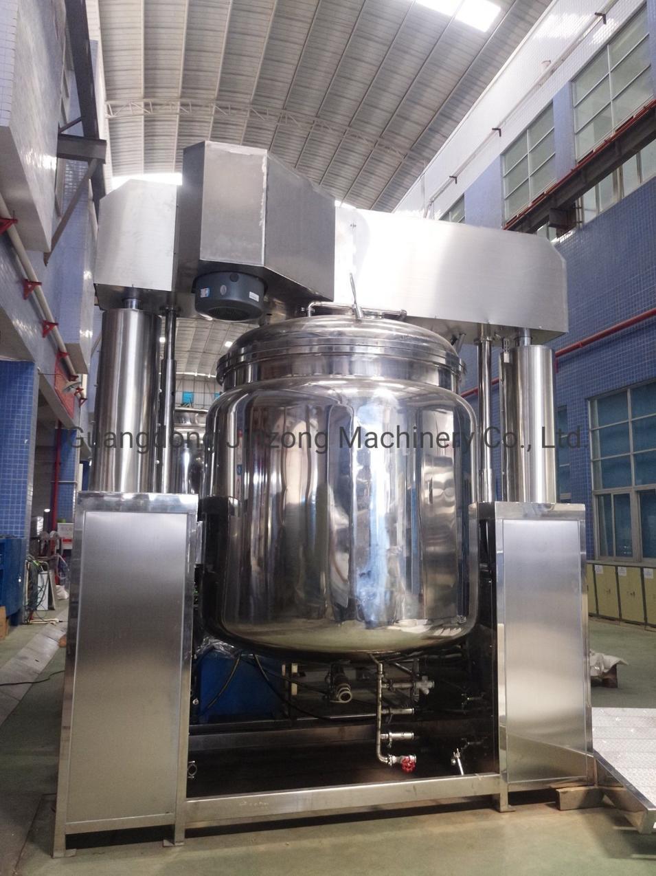 2000 Liter Vacuum Emulsifier for Ointment